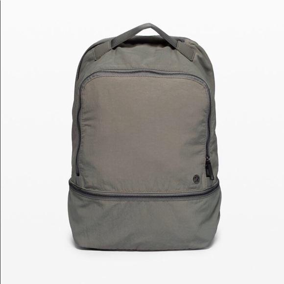Lululemon City Adventurer Backpack, green